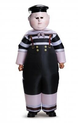 Tweedle Dum And Dee Costumes (Child Tweedle Dee and Dum Inflatable Costume Alice Through the Looking Glass)