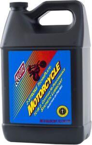 Klotz Oil Techniplate Synthetic 2-Stroke Oil Gallon KL-301 1 Gallon KL301 KL-301