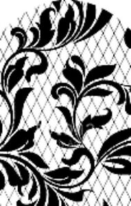 20-water-slide-nail-art-decals-manicure-Black-Design-w-white-full-nail-Trending