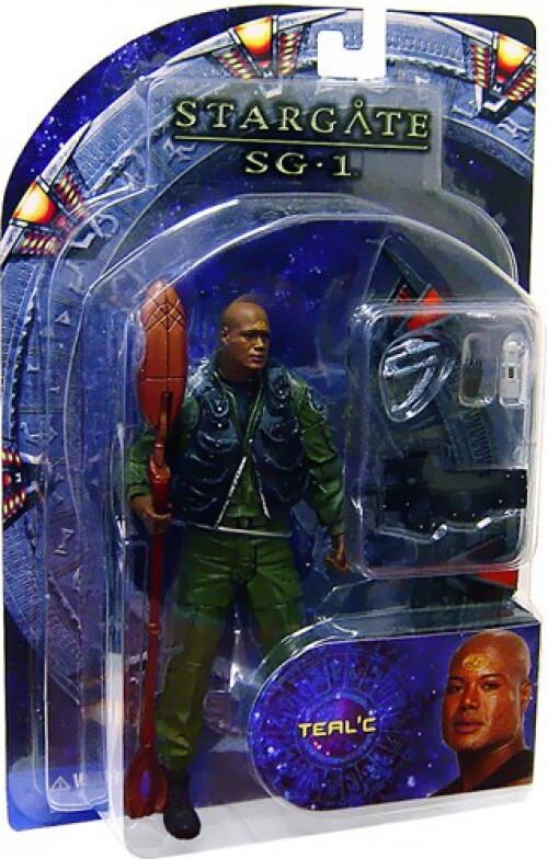 Stargate SG-1 Series 2 Teal