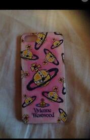 Vivienne westwood iphone 5 case vgc