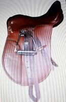 English saddle 14 inch