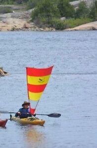 SPIRIT SAIL for Kayak/Canoe/S.U.P.