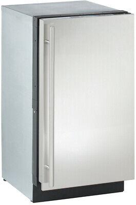 U-line 3000 Series U3018clrs40b 18 Inch Built-in Clear Ice Machine