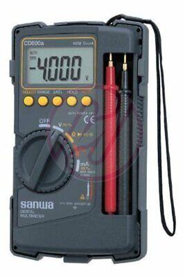 Sanwa Cd800a Dmm Digital Lcd Multimeter Multitester