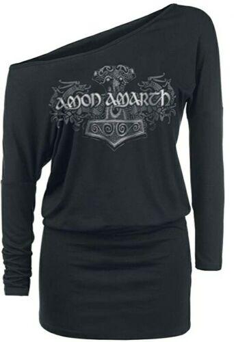 Amon Amarth by EMP Kurzes Kleid schwarz Neu  2xl Heavy Metal