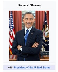 BELOW COST 2 great tickets to Barack Obama noon March 5/19