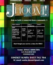 Bollywood & Bhangra Dance Classes Ladies & Kids Canning Vale Canning Area Preview