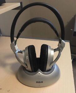 Wireless Headphones RCA