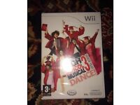Wii High School Musical 3 Dance Senior Year