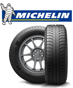 Set of Winter Michelin X-Ice Xi2 235/70R16 and RIMS (used)