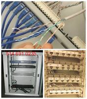 Cablage Réseau, Structured cable, Networking