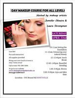 Makeup Day Course for all Levels
