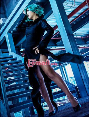 One Punch Man Tatsumaki Black Dress Cosplay costume - One Punch Man Cosplay Kostüm