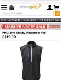 PING Waterproof Vest