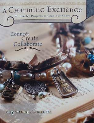 BOEK//BOOK : CHARMS JEWELRY TO MAKE (juwelen maken,armband,bijoux,bracelet,livre