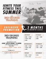 *SUMMER FITNESS CAMP SPECIAL* - 3rd Degree Training