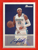 Carmelo Anthony Auto Knicks