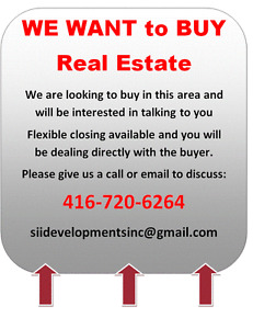 Looking to Invest in land and development deals
