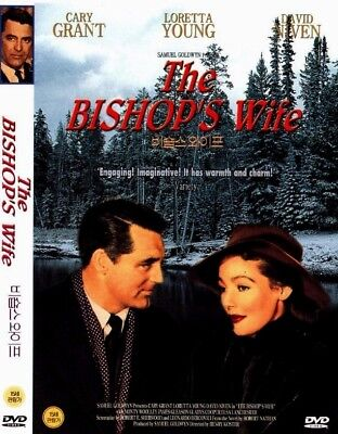 The Bishop's Wife (1947) Cary Grant [DVD] FAST SHIPPING