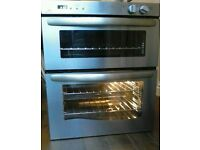 Built-in gas oven & grill