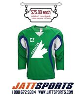 CUSTOM TEAM HOCKEY JERSEYS AND UNIFORMS SEASON SPECIALS