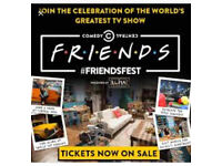 1 ticket for friends fest