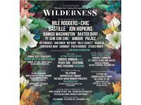 Wilderness Festival - Camping