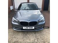 Bmw 5 series Grand Turismo 530d SE Black edition