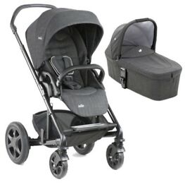 Joie chrome dlx pram