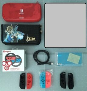 Switch Accessories_Cases/Silicone Grips/Screen Protectors ...