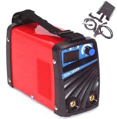 13741 E-Hand Schweißgerät 180A DC MMA WIG Elektrodenschweißgerät Elektrode
