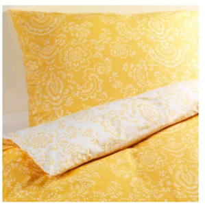 Twin duvet cover set yellow ikea bed sheets