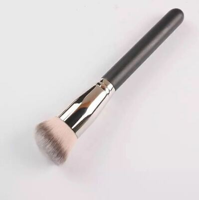 New #170 Synthetic Rounded Slant Brush For Liquid Foundation Makeup