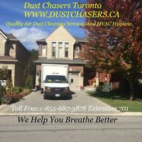 Quality Air Duct Cleaning Services-Starting from $99-This week
