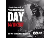 Drum Tuning Clinic with Evans