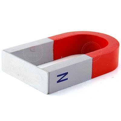 Alnico U100x62x20mm Magnet Kit For Education Science Experiment Horseshoe Magnet