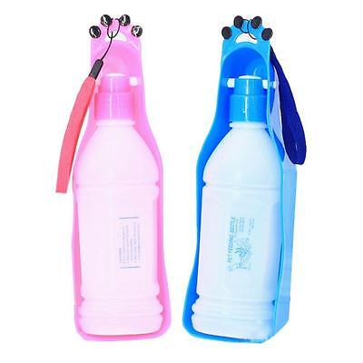 Folding Pet Water Dispenser Dog Cat Water Bottle Drinking Feeding For Pet Travel