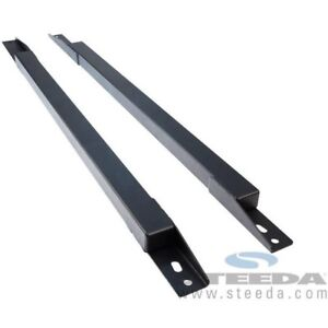 Jacking rails Steeda