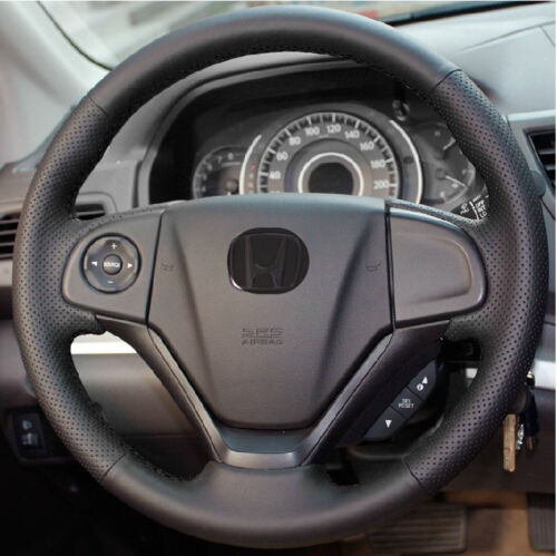 how to clean old leather steering wheel