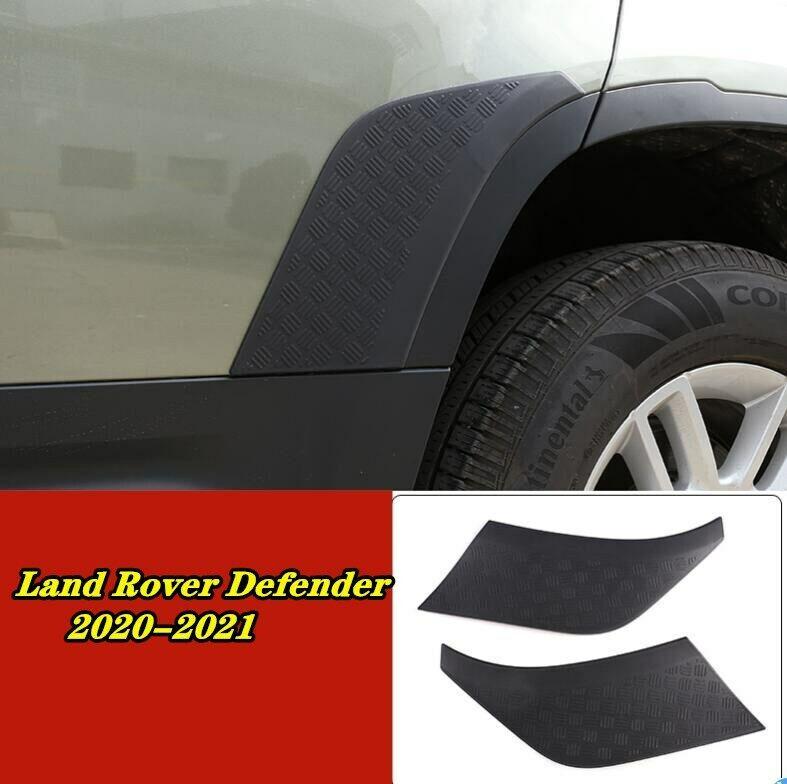 kit black FOR 2020-2021 Land Rover Defender ABS Rear door ...