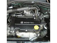 1.4 Twinport Corsa / Astra / Tigra Vauxhall (2003-09) Z14XEP 2003-09 Engine