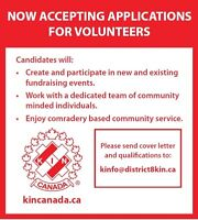 Kinsmen and Kinettes looking for new members