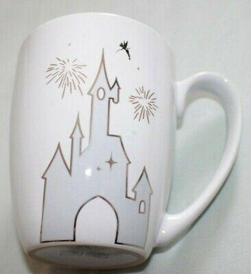 Walt Disney Disneyland Paris Princess Castle tinkerbell mug