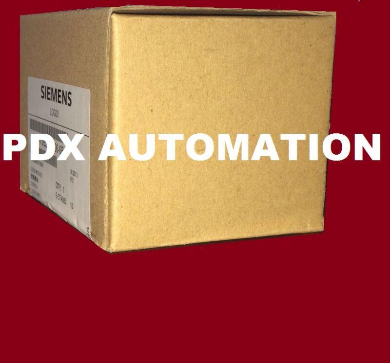Sealed 6ED10551MB000BA1 Factory Seal Siemens Logo 6ED1055-1MB00-0BA1