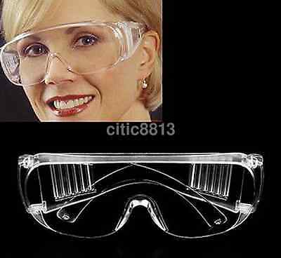 Safety Cycling Driving Glasses Lab Sunglasses Dust Protective Eye Goggles