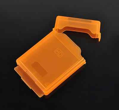 "New 2.5"" SATA IDE HDD Hard Disk Drive Protection Case Box Storage PP Plastic US"