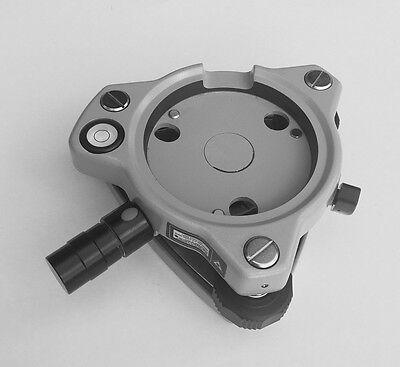 Cstberger Tribrach With Laser Plummet Grey 61-4635gry