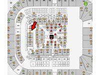 1 Ticket for Anthony Joshua vs Oleksandr Usyk - Tottenham Stadium Sat 25th Sept