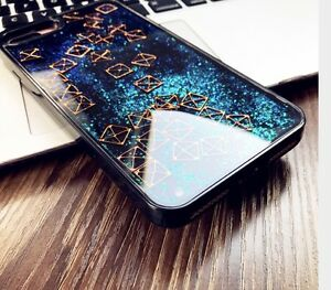 Sparkly Moving Glitter iPhone Case